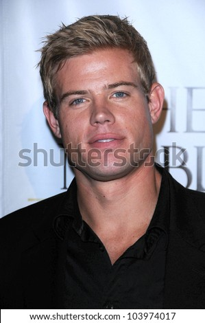 Trevor Donovan at the 1st Annual Noble Humanitarian Awards. Beverly Hilton Hotel, Beverly Hills, CA. 10-18-09