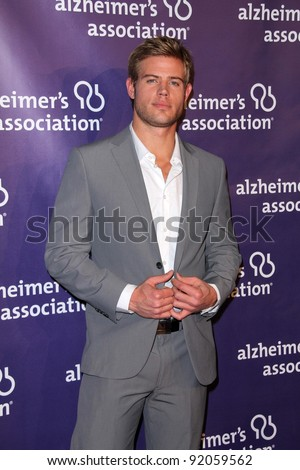 "Trevor Donovan at the 19th Annual ""A Night At Sardi's"" Fundraiser and Awards Dinner Benefiting The Alzheimer's Association, Beverly Hilton Hotel, Beverly Hills, CA. 03-16-11"
