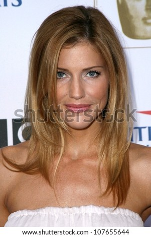 Tricia Helfer  at the 6th Annual BAFTA TV Tea Party. Intercontinental Hotel, Century City, CA. 09-20-08