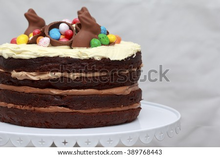 Triple cake chocolate layer fotografie sn mky pro leny for Decoration layer cake