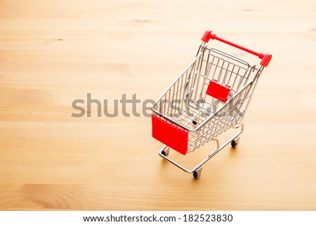 Trolley - stock photo