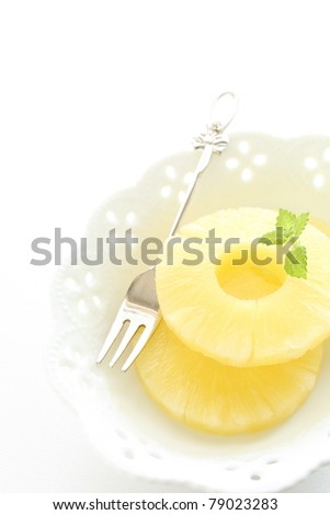 Tropical fruit, Pineapple
