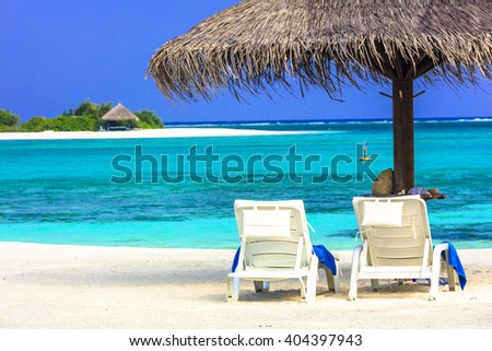 tropical holidays - Maldives islands