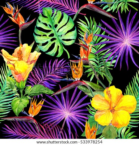 drawing exotic flower stock images, royaltyfree images  vectors, Beautiful flower