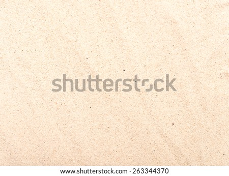 tropical sand background - stock photo