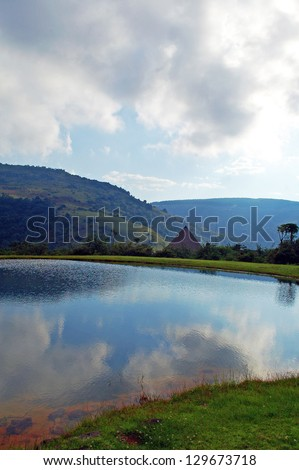 Trout dam, Mount Sheba, South Africa