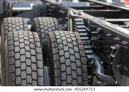 truck Rubber tire