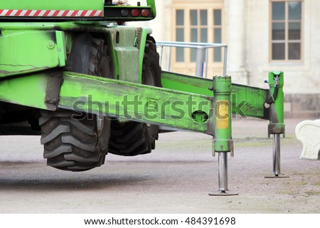 stock-photo-truck-strong-outrigger-stabi