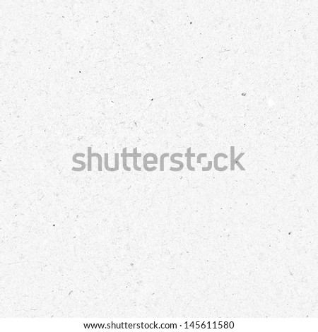 True Seamless White Paper Texture - stock photo