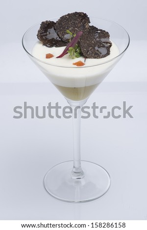 Truffle Cocktail - stock photo