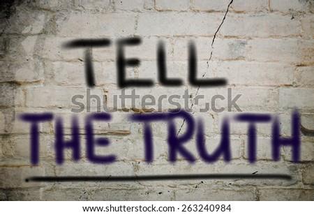 Truth Concept - stock photo