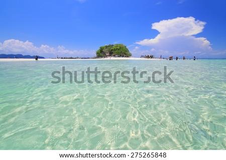 Tub island, Krabi Thailand - stock photo