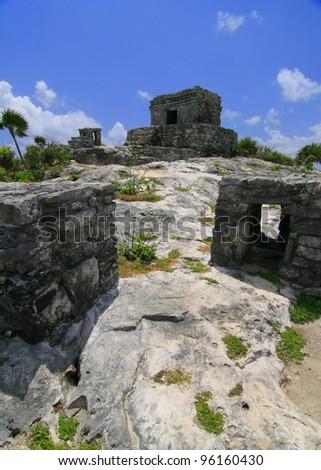 Tulum, Mexico - stock photo
