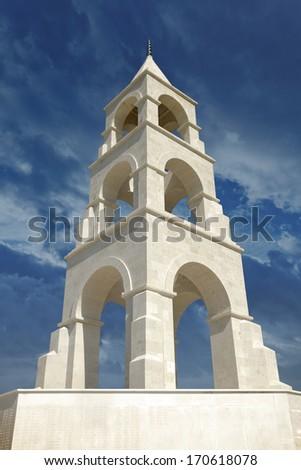 Turkish Cemetery in Gallipoli, Canakkale ,Turkey  - stock photo