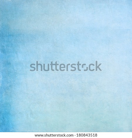 Turquoise concrete light background texture