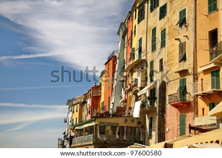 Tuscany in Italy - stock photo