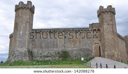 Tuscany, Montalcino  - stock photo
