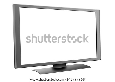TV - stock photo