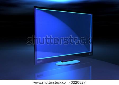 TV1 - stock photo