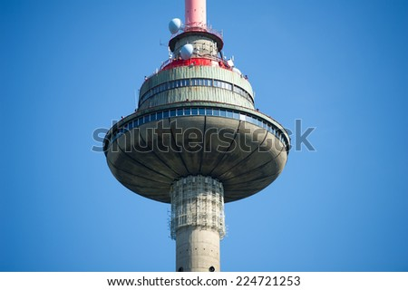 TV tower of VIlnius