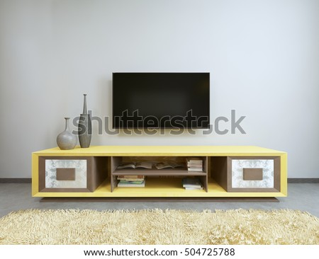 Tv Stand Stock Images Royalty Free Images Vectors