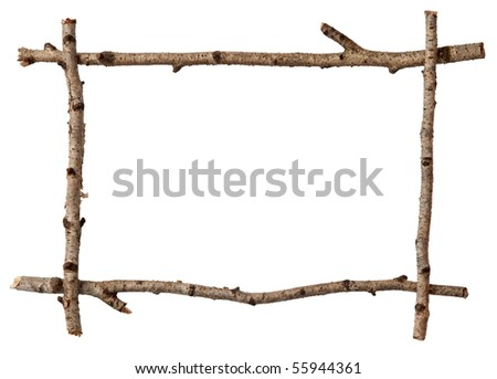 branch picture frame - Design Decoration