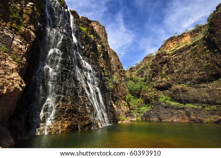 Twin Falls, Kakadu National Park, Australia
