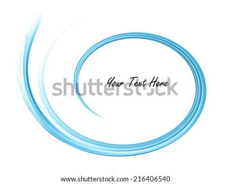 Twirl - stock photo