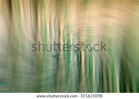 Twirl swirl abstract green background - stock photo
