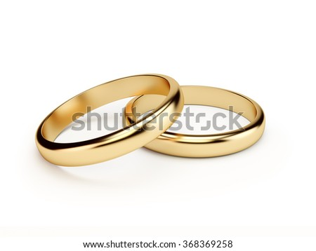wedding rings isolated stock images royalty free images vectors