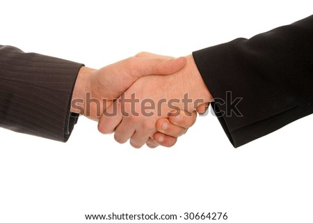 two 2 hand hold agreement contract business