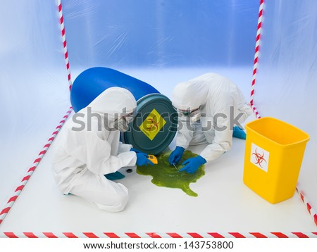 Chemical Spill Stock Images, Royalty-Free Images & Vectors ...