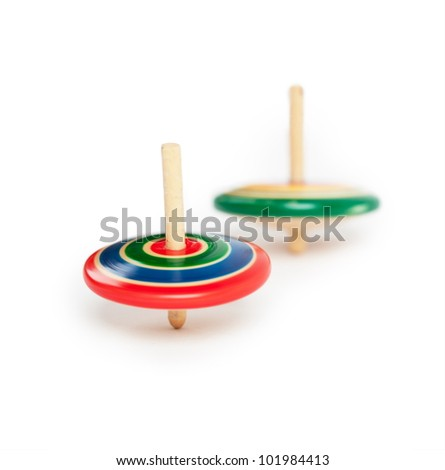 wooden top isolated - photo #29
