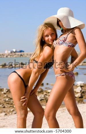 piger sex bikini store bryster