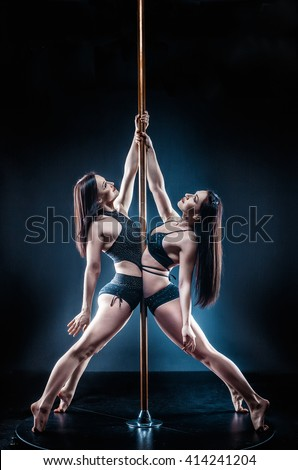 Almost Bound to pole with rope the ideal