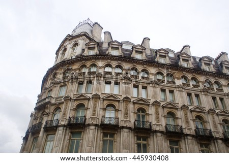 Typical London Building