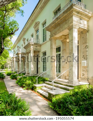 Typical urban style town homes. - stock photo