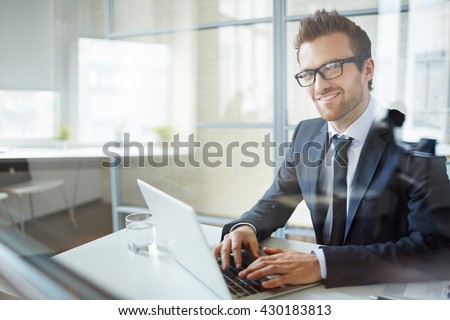 Typing in office