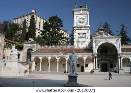 Udine 01 - stock photo