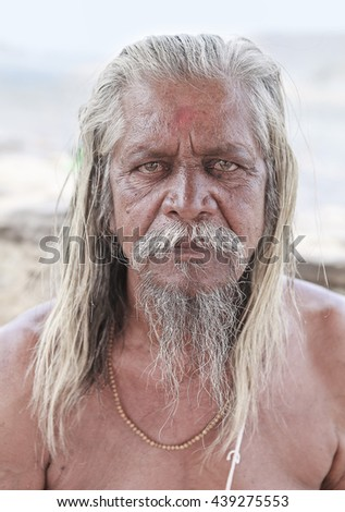 UJJAIN -JUNE 01:Unidentified Hindu Sadhus come to participate in the event Maha Kumbh Mela on June 01, 2016 in Ujjain,   India. Kumbhmela is a Hindu religious event gathered by millions