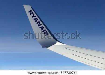 flight europe