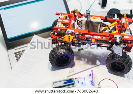 Ukraine Kharkiv 05032017 Lego Technic Set Stock Photo 763002643 ...