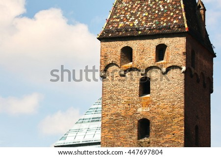 Ulm - stock photo