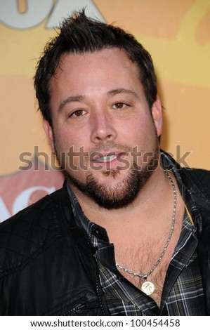 Uncle kracker at the 2010 American Country Awards Arrivals, MGM Grand Hotel, Las Vegas, NV. 12-06-10