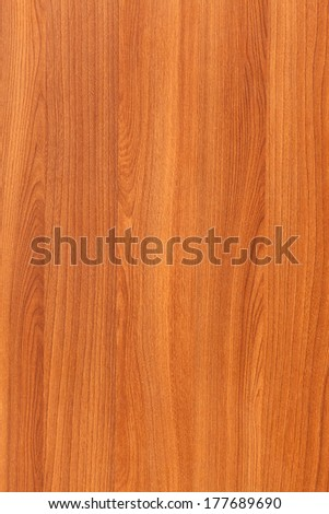 Uncolored cherry wood pattern. Vertical background photo texture - stock photo