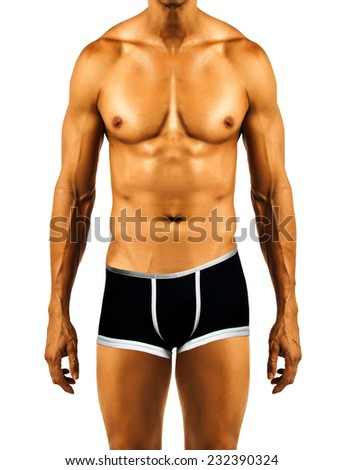 Underpants - stock photo