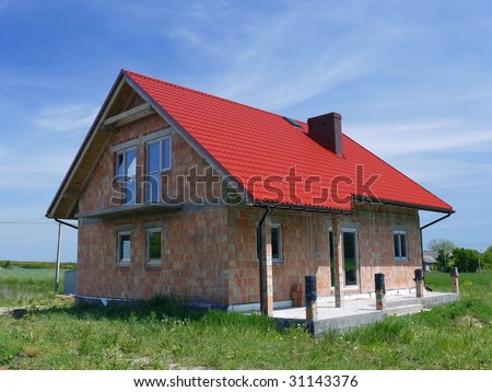 Metal Roof House Stock Images Royalty Free Images