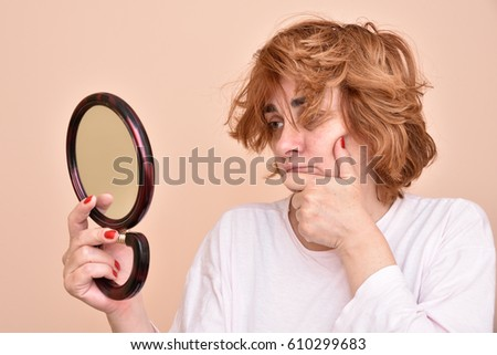 Look Unkempt Stock Images, Royalty-Free Images & Vectors ...