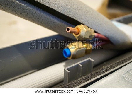 Air Conditioner Repair Stock Images Royalty Free Images
