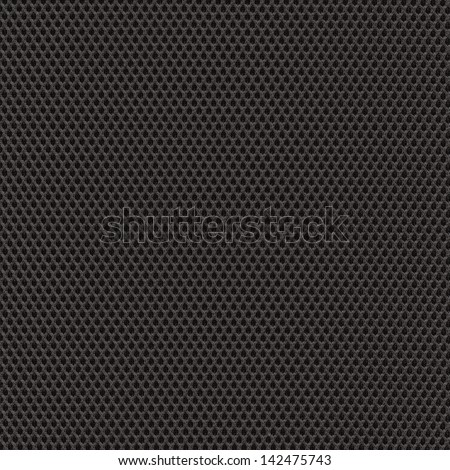 Unique textile mesh background